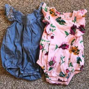 Old Navy Bubble Rompers bundle purchase